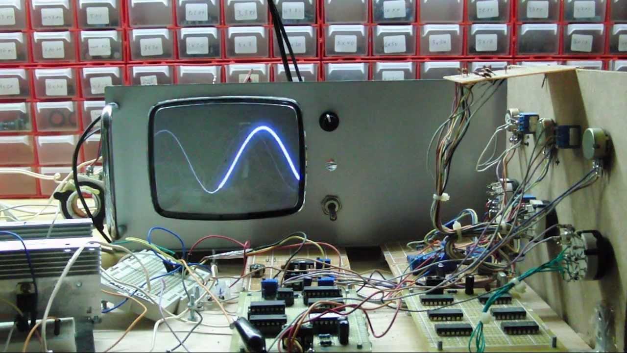 Diy Oscilloscope - Must See