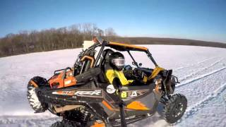 UTV POLARIS RZR XP 1000 vs POLARIS RZR 900 vs BRP Maverick 1000R vs Cf Moto 800 [Off Road