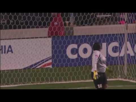 Martinique vs México Highlights