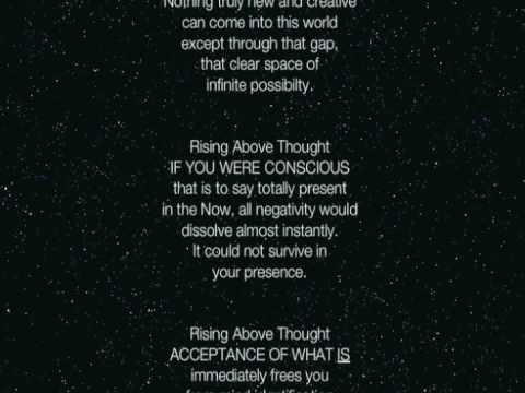 The Power of Now - Ekhart Tolle. Summary (Part 1 of 2)