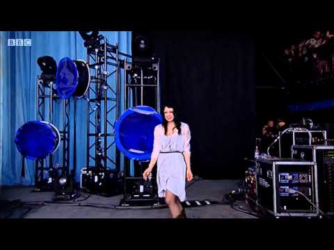 Jack White -  Glastonbury -  2014 (Ball and Biscuit)