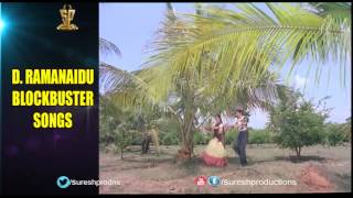 D Rama Naidu Blockbusters | Vol.03 | Songs | Venkatesh,Nagarjuna,suresh,shobhan Babu,Sridevi