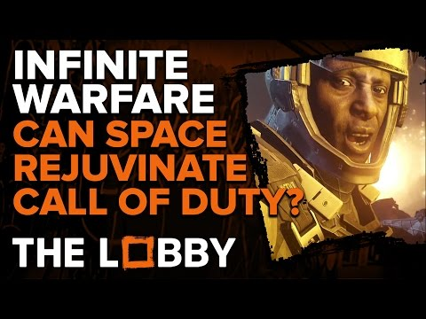 Infinite Warfare: Can Space Rejuvenate Call of Duty? - The Lobby
