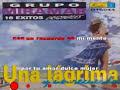 Video Los Angeles Negros, Los Terricolas Y Los Pasteles Verdes - Grupo Miramar - Una lagrima y un recuerdo (karaoke)  de Los Angeles Negros, Los Terricolas Y Los Pasteles Verdes