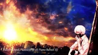 Unravel [FULL Low ver.][Piano]