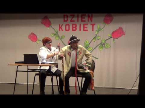 Góral u lekarza. kabaret Cudoki 2017.