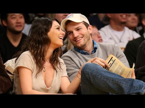 Mila Kunis Hilariously Reveals Her Husband Ashton Kutcher Taught Their Daughter About Beer!
