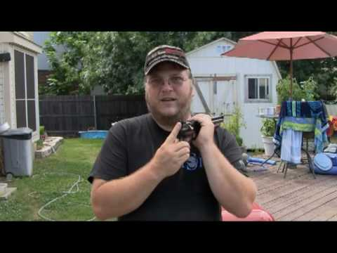 The Crosman 1377 Air Pistol Part Two of Two