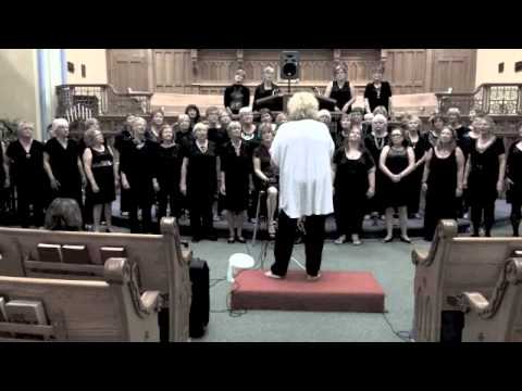 Shout Sister - HALLELUJAH - Brockville, June 2014
