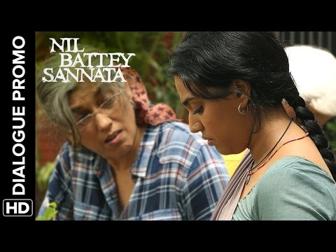 Swara Bhaskar Speaks About Her Husband | Nil Battey Sannata | Dialogue Promo