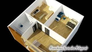 Primer Proyecto de Arquitectura 3d