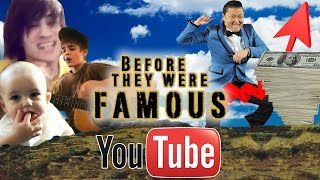 YOUTUBE - Before They Were Famous