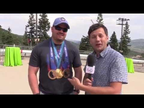 2016 NVWG: USA Olympic Bobsled Gold Medalist Steven Holcomb