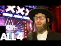 Simon Cowell BGT Epically Pranked By Rapping Rabbi mp3