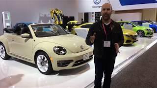2019 Volkswagen Beetle Convertible Wolfsburg Edition Review
