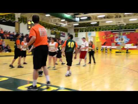 Unified basketball at Pueblo County High School