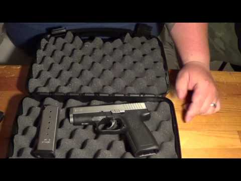 Kahr CW45 Review
