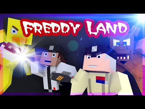"""Minecraft Five Nights at Freddy's 3 """"ADVENTURE MAP"""" Freddy Land Ep.2"""