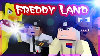 "Minecraft Five Nights at Freddy's 3 ""ADVENTURE MAP"" Freddy Land Ep.2"