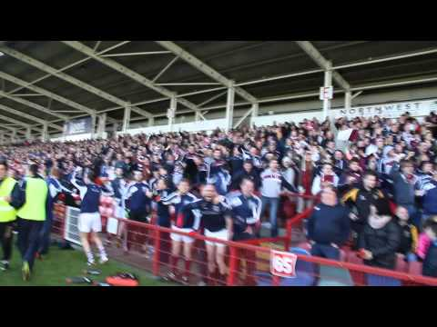 The emotion of Gaelic Games