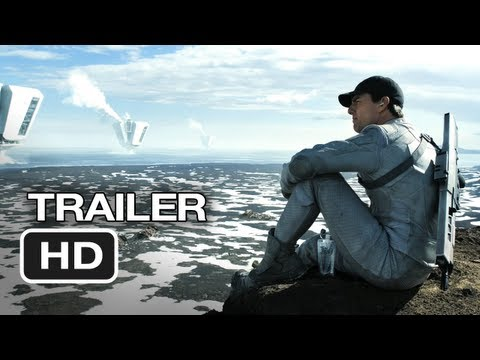 Oblivion Trailer 1 - Tom Cruise Sci-Fi Movie HD