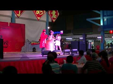 Gangnam Style Dance   Mandarin Song Performance  Amk Central Stage (23 Feb 13) video