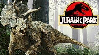 InGen's List: The Triceratops Of Jurassic World