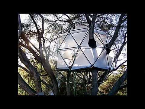 Holz Baumhaus Bauen -- Orte Der Entspannung Von O2 Treehouse