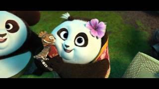 Кунг-фу Панда 3 - Русский трейлер - Продолжительность: 2 минуты 31 секунда