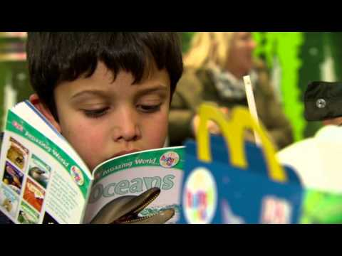 McDonald s Happy Readers