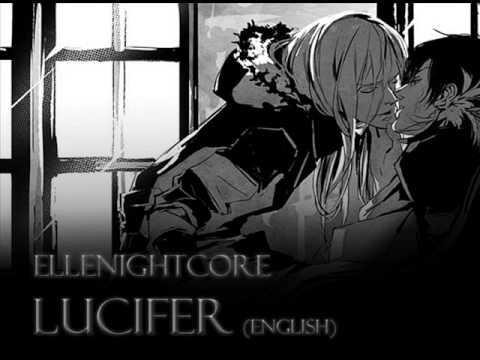 Nightcore - Lucifer (english)