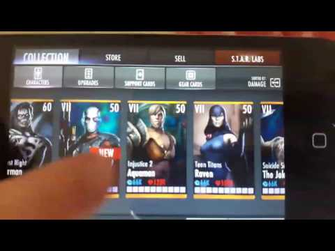 INJUSTICE HACKED ACCOUNT GIVEAWAY  2.15 NO SCAM!!