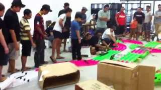 TAMIYA MINI 4WD (GS Haus of Hobbies) RACE Highlight 5th Jan 2014