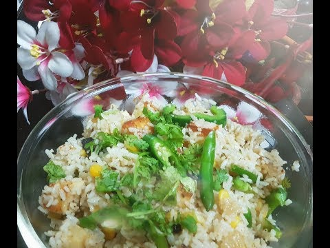 CORN PULAO - VIDEO BY SUNITA'S FOOD