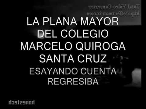 MARCELO QUIROGA SANTA CRUZ Y SU PLANA MAYOR.wmv