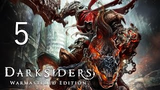 Darksiders Warmastered Edition Guía 100% #5 Catedral del Crepúsculo y Tiamat