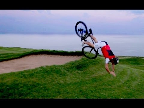 Road Bike Party is getting tons of views. Here are some of the bit's that didn't make it. Quite funny. Produced by Ashton Bikes A Film by Robin Kitchin Music...