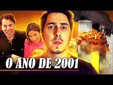 RETROSPECTIVA 2001 - Canal Nostalgia Vídeos de zueiras e brincadeiras: zuera, video clips, brincadeiras, pegadinhas, lançamentos, vídeos, sustos