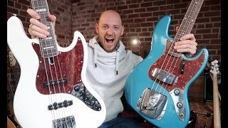 Download Lagu $499 J Bass VS $3499 J Bass... Can YOU tell the difference?! Gratis STAFABAND