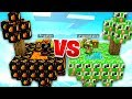 PRESTONPLAYZ vs UNSPEAKABLEGAMING LUCKY BLOCKS! - 1v1 Minecraft Modded Sky Wars