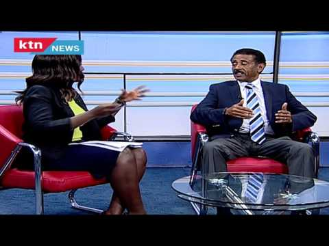 Ethiopian and Eritrean Ambassadors go head-to-head on KTN