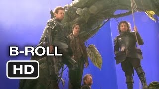 Jack the Giant Killer - Jack the Giant Slayer Complete B-Roll (2013) - Nicholas Hoult Movie HD
