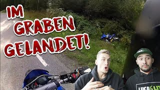 Kurve nicht bekommen! | Fails and close calls