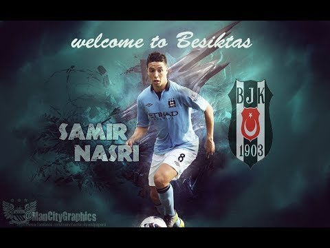 Samir Nasri ► Assist, Skills & Goals - Manchester City 2015-16 | HD