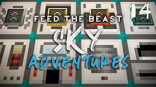 FTB Sky Adventures Ep. 14 Thermal Expansion Upgrades