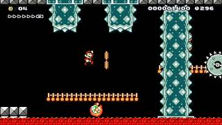 Valio World 1-4 by ヴァル2 - SUPER MARIO MAKER - NO COMMENTARY