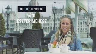 The IBS experience with Eszter Mehesz