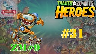 Plants vs Zombies Heroes Part 31 ZM#9-1-2-3 Mini Golf Standoff - Impfinity