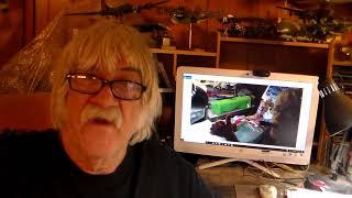 FOKKER DV-11     1/33 Scale  Paper Model  VIDEO 1