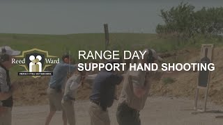 One Handed Shooting Offhand Drill or Support Hand Shooting - Range Day II | CCW Guardian